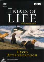 Trials of Life (David Attenborough) (3 Disc) on DVD