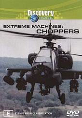 Extreme Machines - Choppers (Discovery Channel) on DVD