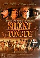 Silent Tongue on DVD
