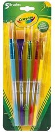 5 Art & Craft Brushes - Crayola