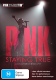 Pink: Staying True on DVD