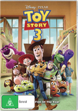 Toy Story 3 on DVD