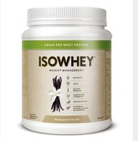 IsoWhey Protein Shake - Madagascan Vanilla (1.28kg)
