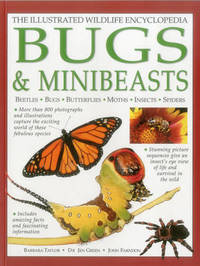 Illustrated Wildlife Encyclopedia: Bugs & Minibeasts by Barbara Taylor