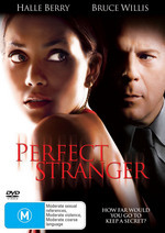 Perfect Stranger on DVD
