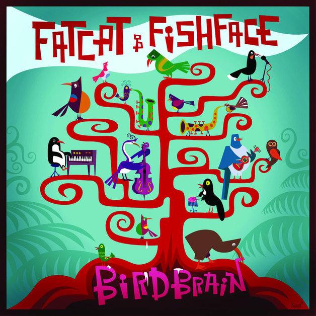 Birdbrain by Fatcat & Fishface
