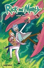 Rick and Morty Book Two by Tom Fowler