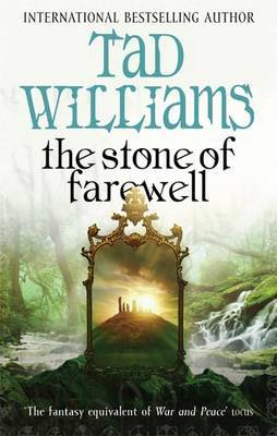 Stone of Farewell (Memory, Sorrow, & Thorn #2) by Tad Williams image