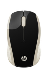 HP 200 - Wireless Mouse (Silk Gold) image