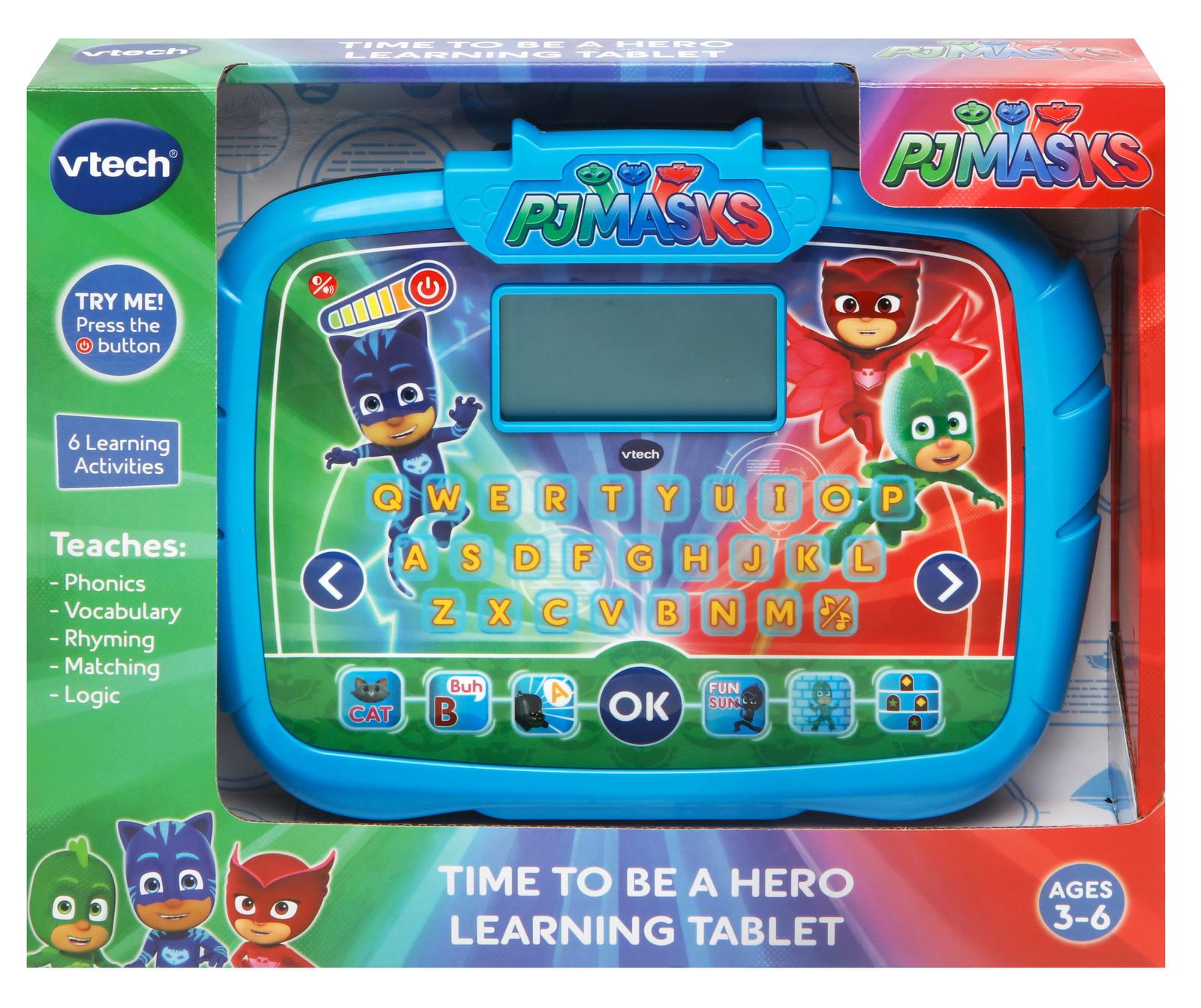 Vtech: PJ Masks - Super Hero Learning Tablet image