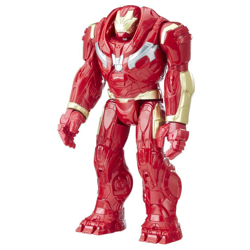 "Avengers Infinity War: Hulk-Buster - 12"" Titan Hero Figure image"
