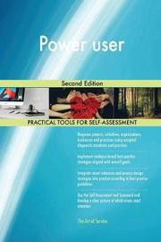 Power User Second Edition by Gerardus Blokdyk image