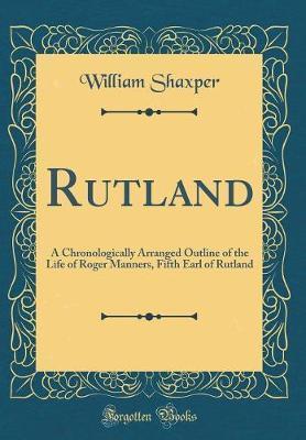 Rutland by William Shaxper image
