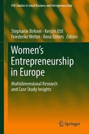 Women's Entrepreneurship in Europe