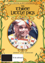 Faerie Tale Theatre - The Three Little Pigs on DVD