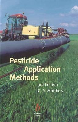 Pesticide Application Methods by G.A. Matthews image