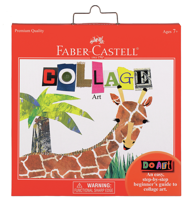 Faber-Castell: Do Art Collage Pack