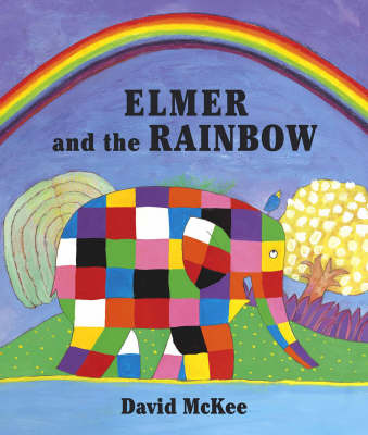 Elmer and the Rainbow by David McKee image