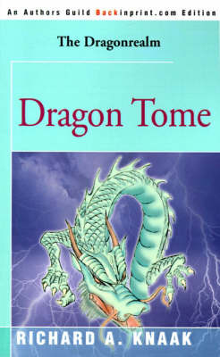 Dragon Tome by Richard A Knaak image