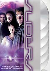 Sliders - Season 1 and 2 (6 Disc Box Set) on DVD