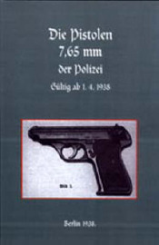 7.65mm Police Pistols (German) by Naval & Military Press image