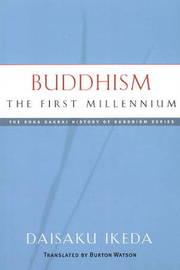 Buddhism: the First Millennium by Daisaku Ikeda image