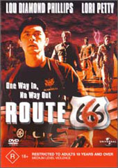 Route 666 on DVD