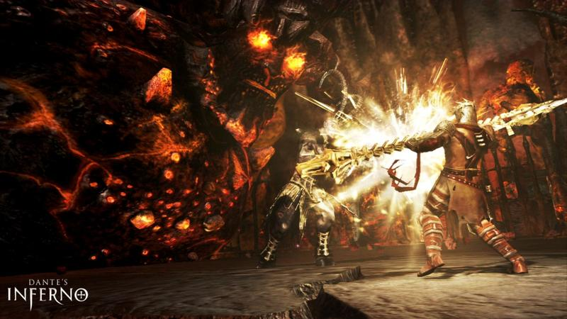 Dante's Inferno for PS3 image