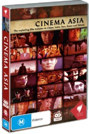 Cinema Asia on DVD