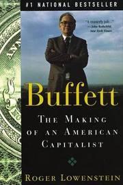 Buffett by Roger Lowenstein image