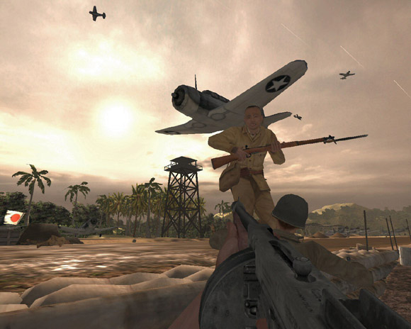 Medal Of Honor: Pacific Assault Director's Edition for PC Games image