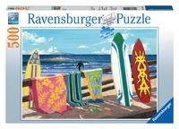 Ravensburger 500 Piece Jigsaw Puzzle - Hang Loose