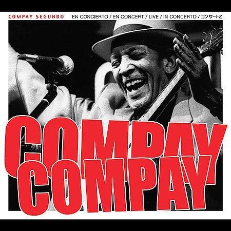 Compay, Compay [Digipak] by Compay Segundo