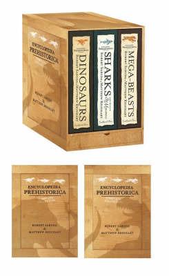 Encyclopedia Prehistorica : The Complete Collection: A Collection of Prehistoric Proportions! by Robert Sabuda