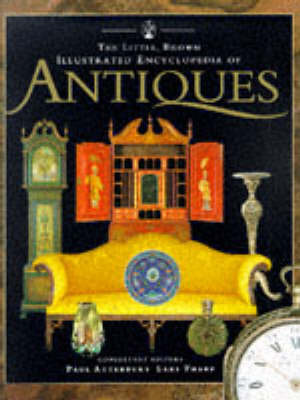 Encyclopedia of Antiques by Lars Tharp