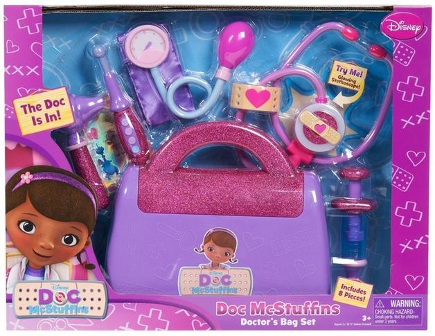 Doc Mcstuffins Doctors Bag Set Toy At Mighty Ape Nz