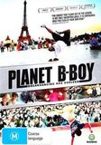 Planet B-Boy on DVD