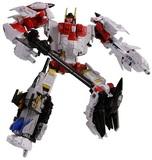 Transformers Unite Warriors Superion Set