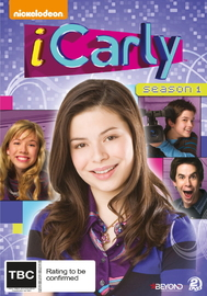 iCarly: Complete Season 1 DVD