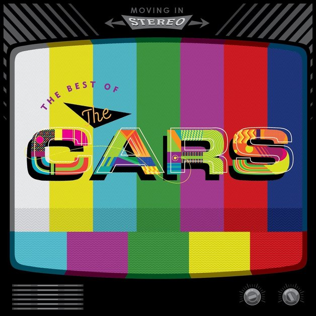 Moving In Stereo: The Best of the Cars (2LP) by The Cars