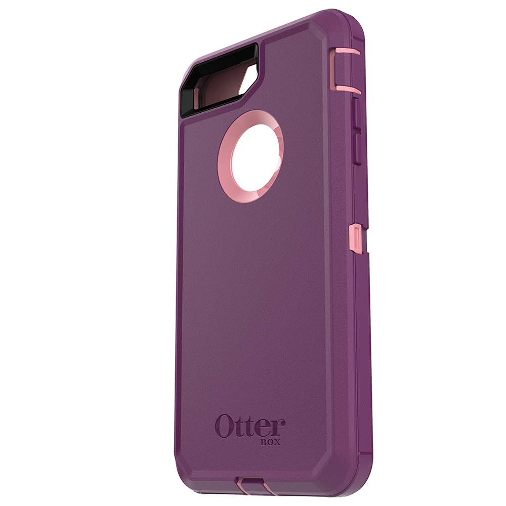 huge discount 097a1 d286a OtterBox Defender Case for iPhone 7 Plus - Purple