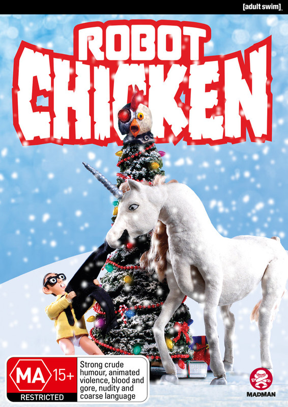 Robot Chicken - Christmas Specials on DVD