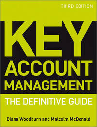 Key Account Management by Malcolm McDonald