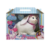 Bunny Surprise: Angora Plush