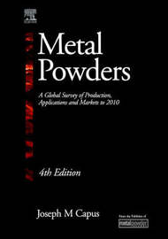 Metal Powders by Joseph M Capus
