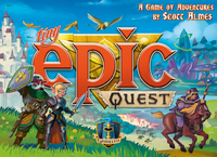Tiny Epic: Quest - Board game