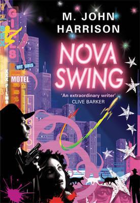 Nova Swing by M.John Harrison image