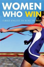 Women Who Win by Lisa Taggart image