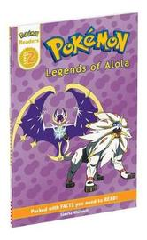Prima Games Reader Level 2 Pokemon: Legends of Alola by Simcha Whitehill image