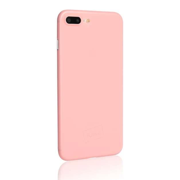 Kase Go Original iPhone 8 Plus Slim Case- Pretty in Pink